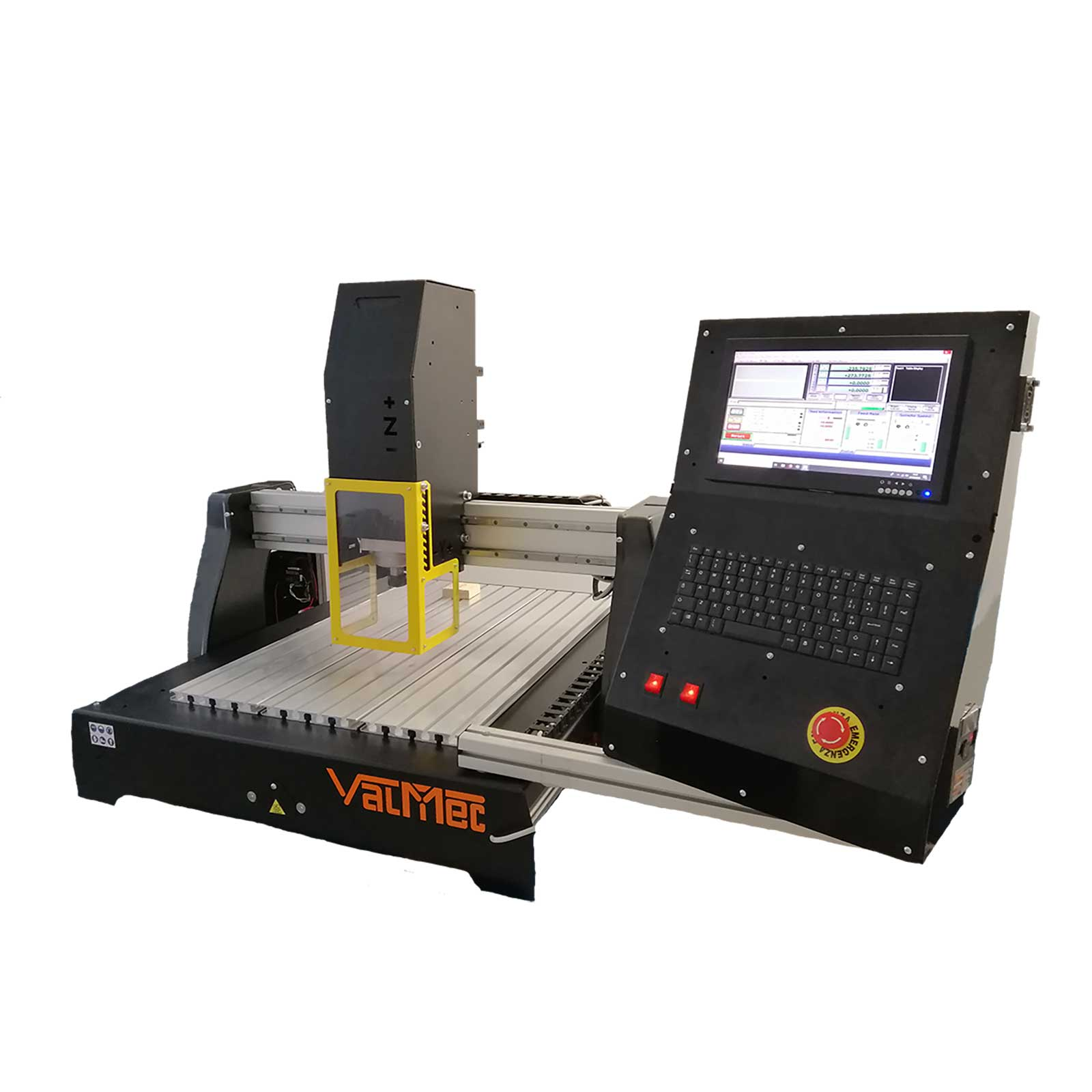Pantografo CNC con Modulo All-in-One
